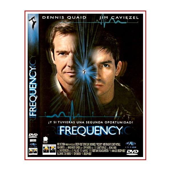 FREQUENCY DVD 2000 Dirección Gregory Hoblit