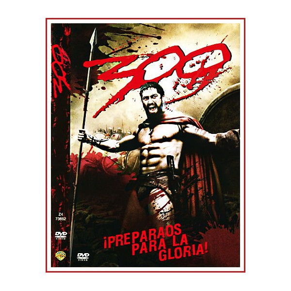 300 DVD 2006 Dirección Zack Snyder
