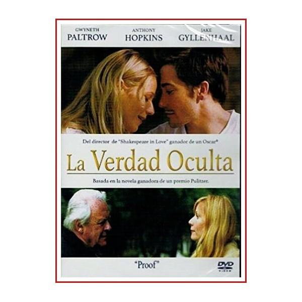 LA VERDAD OCULTA DVD 2005 Guion David Auburn (Obra: David Auburn)