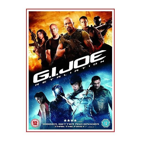 G.I.JOE DVD 2009 Dirección Stephen Sommers