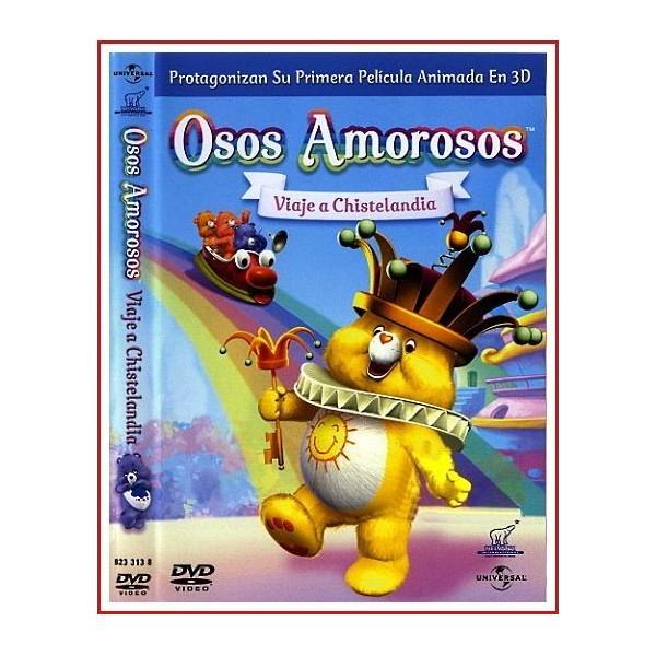 OSOS AMOROSOS VIAJE A CHISTELANDIA