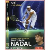 TONI Y RAFA NADAL-LA VOLEA 4