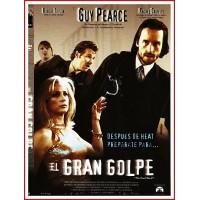 EL GRAN GOLPE 2003 DVD Dirección Scott Roberts