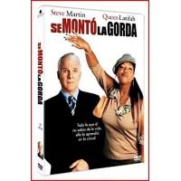 CARATULA DVD SE MONTO LA GORDA