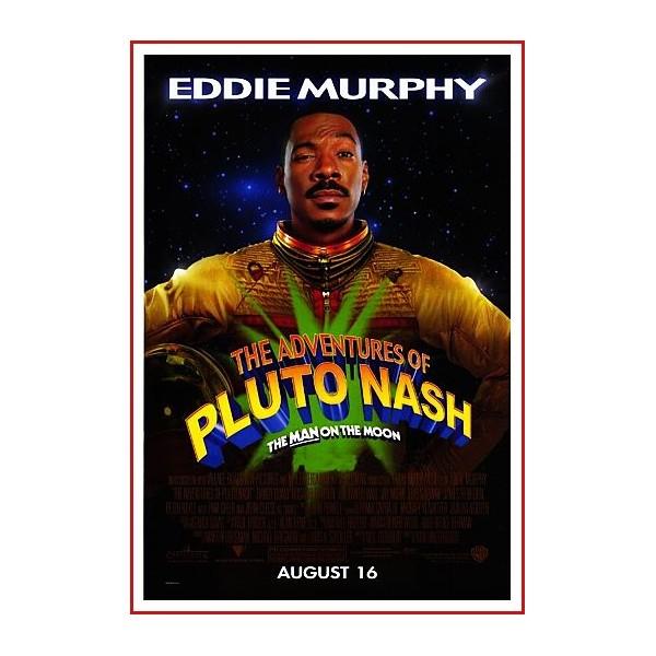 PLUTO NASH DVD 2002 Dirección Ron Underwood