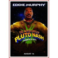 PLUTO NASH DVD 2002 Dirección Ron Underwood