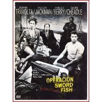 CARATULA DVD OPERACION SWORD FISH