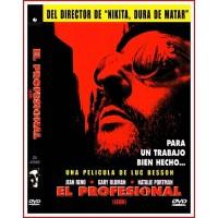 EL PROFESIONAL (LEON) Dvd Dirección Luc Besson