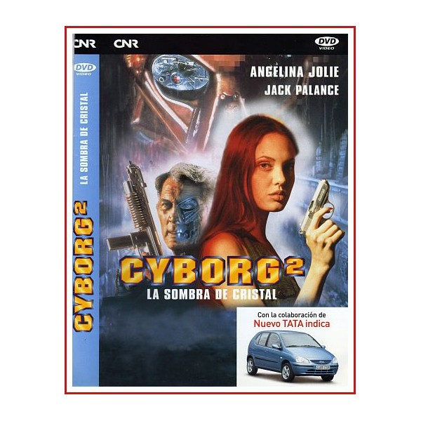 CYBORG 2 (LA SOMBRA DE CRISTAL) DVD Dirigida por Michael Schroeder