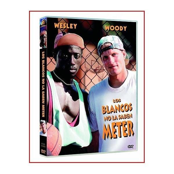 LOS BLANCOS NO LA SABEN METER DVD 1992 Dirección Ron Shelton