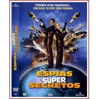 ESPÍAS SUPER SECRETOS (Double Zéro)