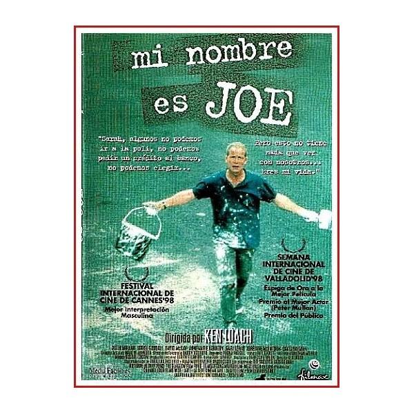 MI NOMBRE ES JOE DVD 1998 Dirección Ken Loach