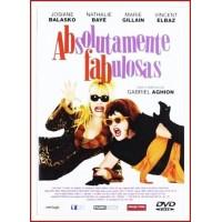 ABSOLUTAMENTE FABULOSAS DVD 2001 Dirección Gabriel Aghion