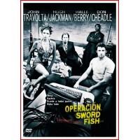 OPERACION SWORD FISH DVD 2001Dirección Dominic Sena