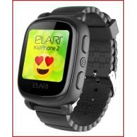Reloj Inteligente Negro Elari KidPhone 2