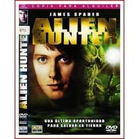 ALIEN HUNTER DVD 2003 Dirección Ron Krauss