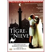 EL TIGRE Y LA NIEVE (DVD)[2005] Dirigida por Roberto Benigni