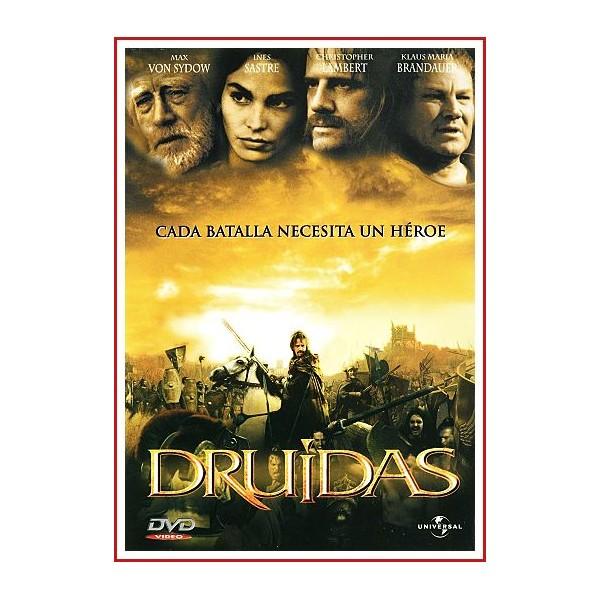 DRUIDAS DVD 2001 Dirección Jacques Dorfmann