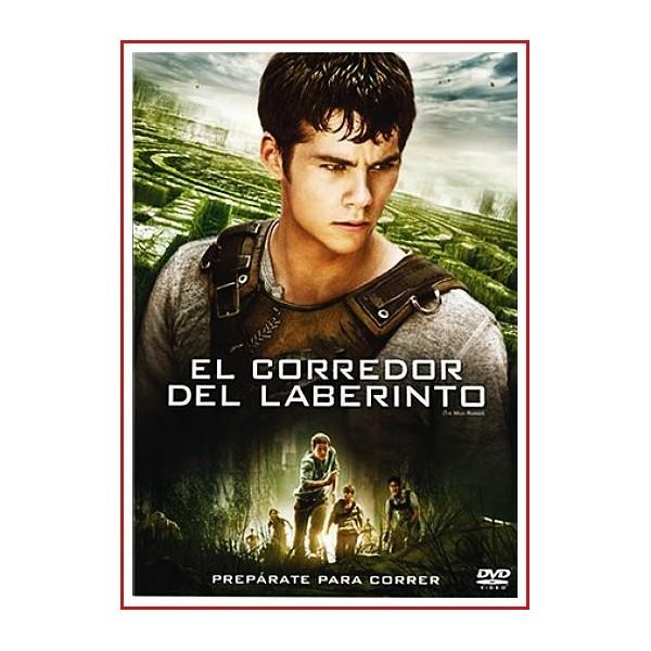 EL CORREDOR DEL LABERINTO DVD 2014 Dirección Wes Ball