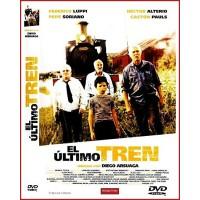 EL ÚLTIMO TREN DVD 2002 Dirección Diego Arsuaga