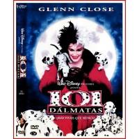 101 DALMATAS DVD 1996 Dirección Stephen Herek