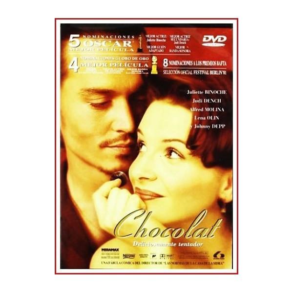 CHOCOLAT (DELICIOSAMENTE TENTADOR) 2 DISCOS
