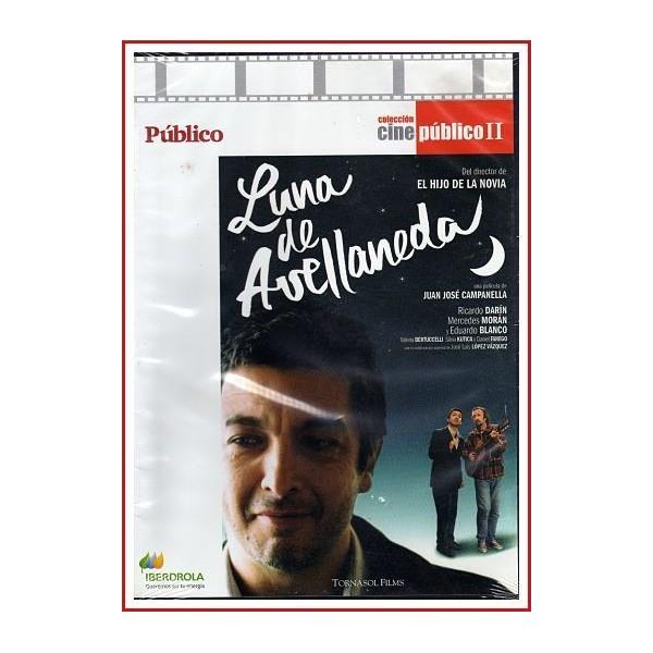 LUNA DE AVELLANEDA DVD Luna de Avellaneda, un club de barrio que vivió en el pasado una época de esplendor, está atravesando...