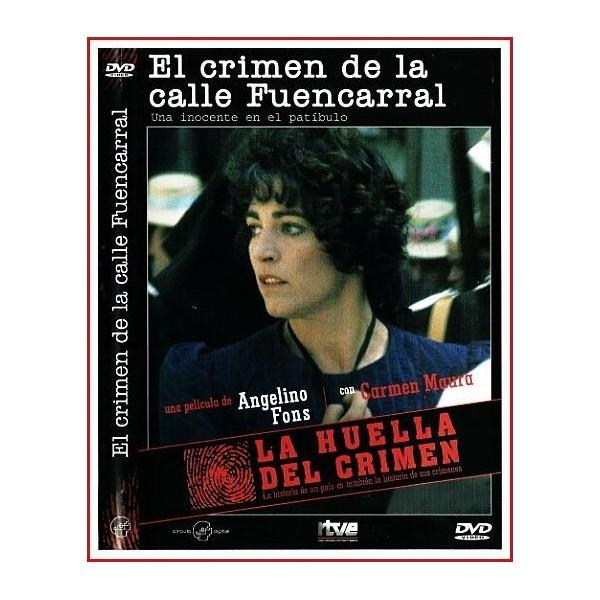 EL CRIMEN DE LA CALLE FUENCARRAL (SERIE LA HUELLA DEL CRIMEN)