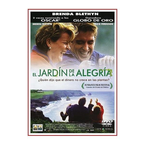 EL JARDÍN DE LA ALEGRÍA DVD 2000 Dirección Nigel Cole