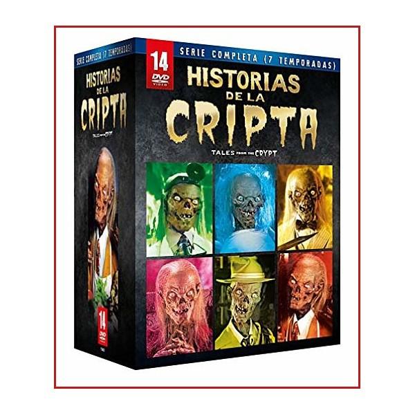 Historias de la Cripta Serie Completa Dirección Steven Dodd