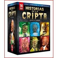 Historias de la Cripta 14 Discos