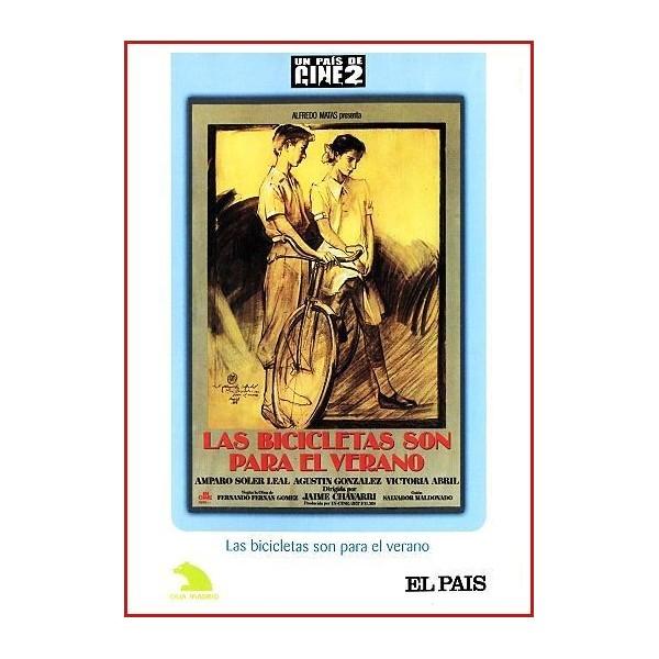 LAS BICICLETAS SON PARA EL VERANO 1984 DVD Guerra Civil Española