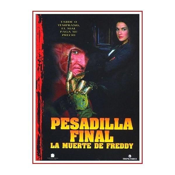PESADILLA FINAL- ELM STREET (LA MUERTE DE FREDDY)