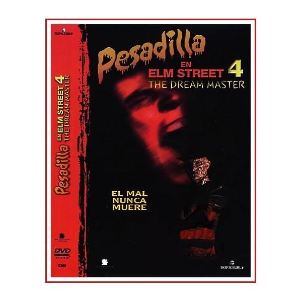PESADILLA EN ELM STREET 4 (EL AMO DEL SUEÑO-THE DREAM MASTER)