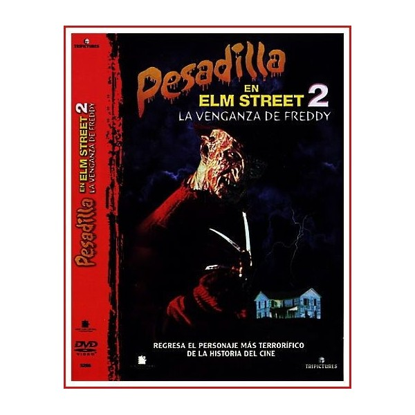 PESADILLA EN ELM STREET 2 (LA VENGANZA DE FREDDY)