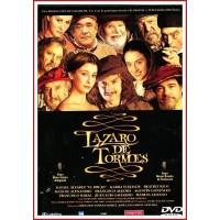 LÁZARO DE TORMES 2001 DVD de una obra de teatro