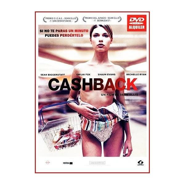 CASHBACK 2006 DVD de un Drama Romántico