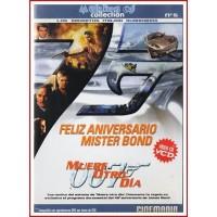 007 MUERE OTRO DIA DVD 2002 Dirección Lee Tamahori