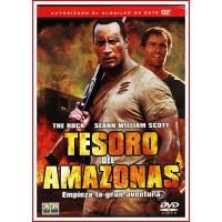 EL TESORO DEL AMAZONAS DVD 2003 Dirección Peter Berg