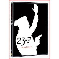 23-F LA PELÍCULA DVD 2011 Dirección Chema de la Peña