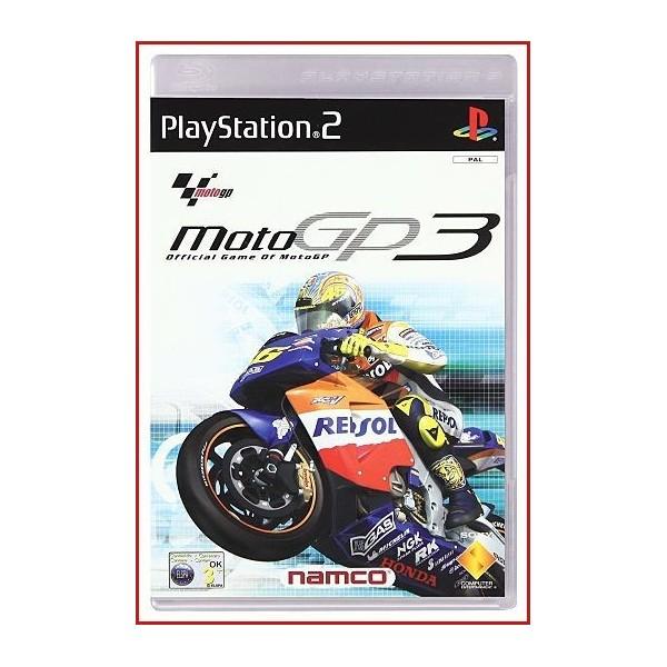 MOTO GP3 (JUEGO OFICIAL DE MOTO GP)