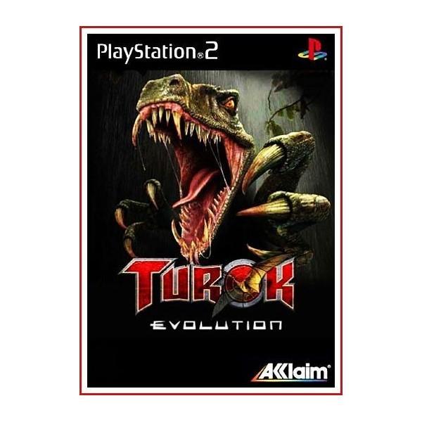 TUROK EVOOLUTION