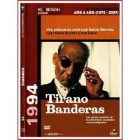 TIRANO BANDERAS 1993 DVD Años 20