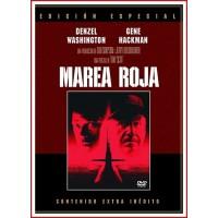 MAREA ROJA (DVD 1995) EDICIÓN ESPECIAL Dirigida por Tony Scott