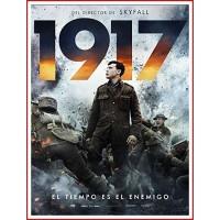 1917 (EL TIEMPO ES EL ENEMIGO) DVD 2019 Dirección Sam Mendes