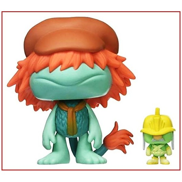 Fraggle Rock Boober Funko Pop modelo15040 Figura de Cine y Tv