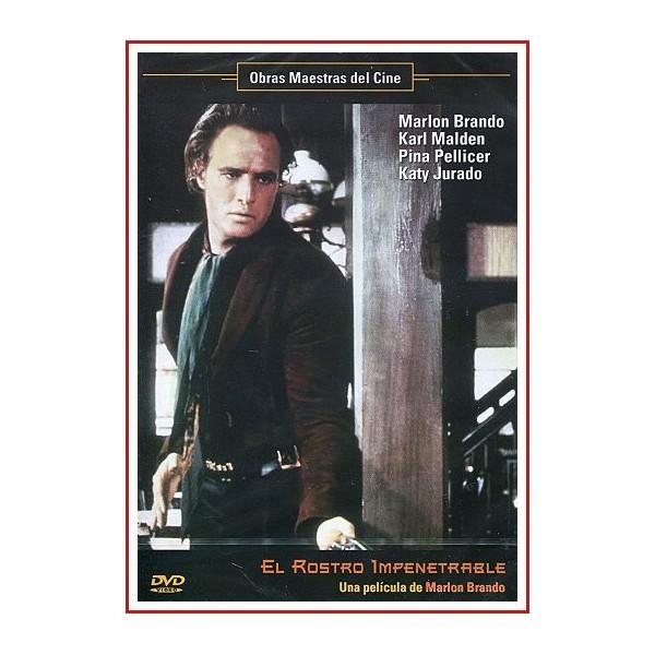 EL ROSTRO IMPENETRABLE DVD 1961 Dirigida por Marlon Brando