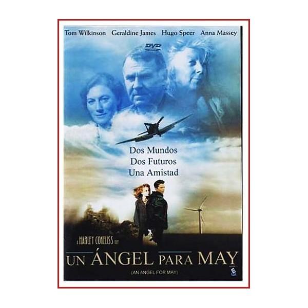 UN ÁNGEL PARA MAY 2002 DVD Drama Fantástico Dir. por Harley Cokeliss