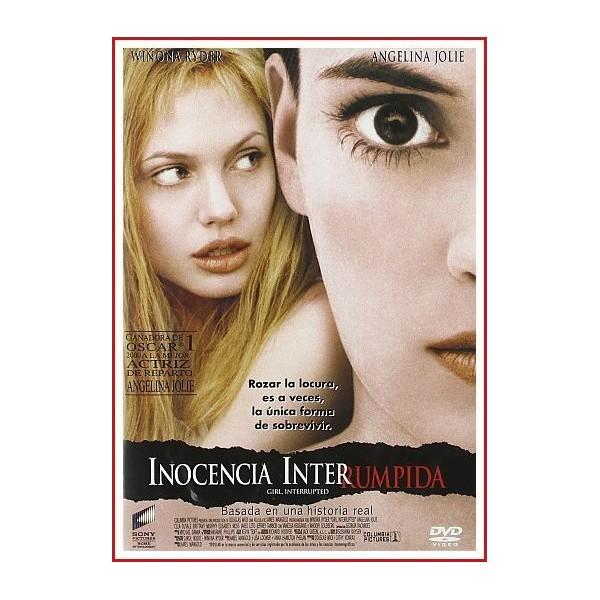 INOCENCIA INTERRUMPIDA (BASADA EN UNA HISTORIA REAL) 1999 DVD