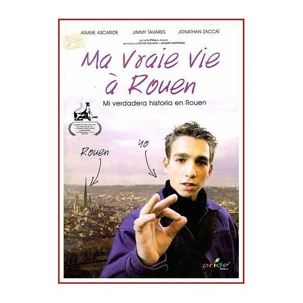 MA VRAIE VIE À ROUEN (MI VERDADERA VIDA EN ROUEN) 2002 DVD sobre homosexualidad